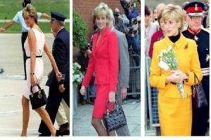 Bolsa Lady Di da Chistian Dior
