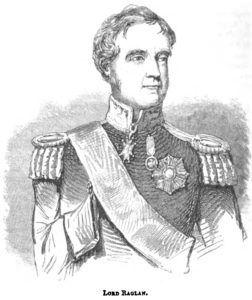Lord Fitzroy Raglan