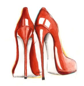 red-shoes-demo-fashion-illustration