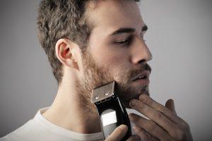 young-man-shaving