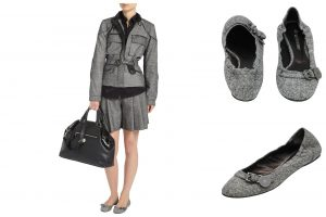 Mulberry-Grey-Bayswater-Ballerina-as-Flat-High-Fashion