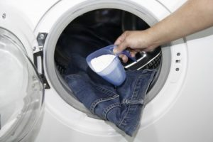 laundry-washing-machine-powder-detergent-jeans