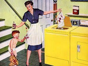 stay_at_home_mom_Cartoon