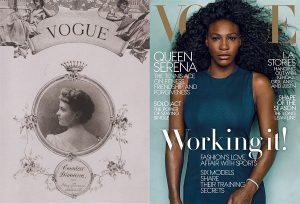 revista de moda Vogue