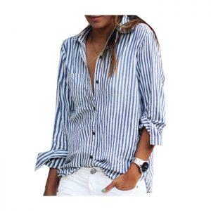 camisa-feminina-listrada-azul-tendencia-capa