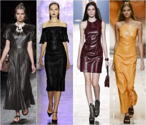 summer-trends-fashion-trends-leather-dresses